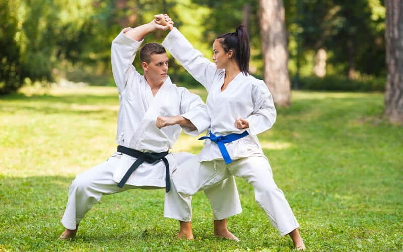Martial Arts Lessons for Adults in Zephyrhills FL - Outside Martial Arts Training
