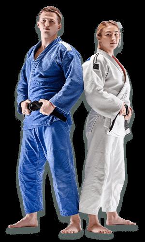 Brazilian Jiu Jitsu Lessons for Adults in Zephyrhills FL - BJJ Man and Woman Banner Page