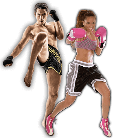 Fitness Kickboxing Lessons for Adults in Zephyrhills FL - Kickboxing Men and Women Banner Page