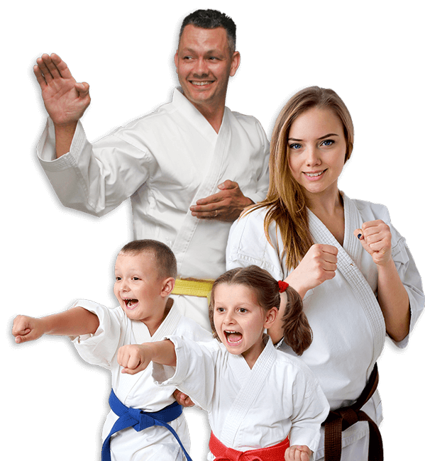 Martial Arts Lessons for Kids in Zephyrhills FL - Kids Adults Group Martial Arts Home Banner
